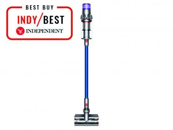 Forget having to lug bulky vacuum in and out of the cupboard and instead use a cordless style instead (The Independent)