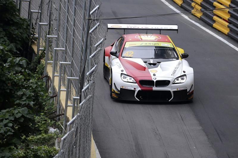 Farfus Wins Gt World Cup Qualification Race