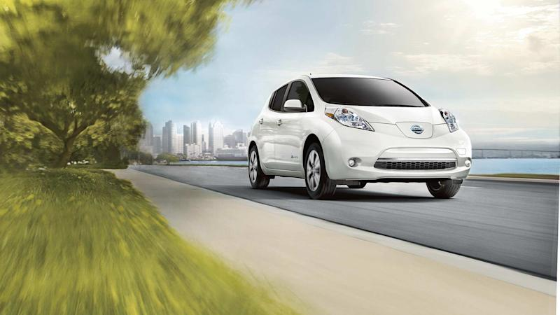 Nissan Tweets its All-New Leaf Will Be Revealed in September