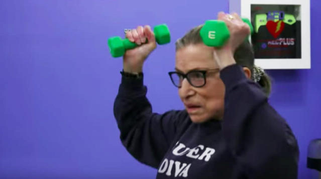 'RBG' Documentary Trailer Is Here, And Even More Inspiring Than You Can Imagine