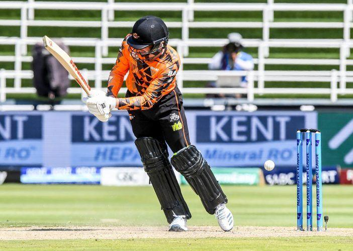 Ben Dunk's resilience in the middle order is crucial for the Nelson Mandela Bay Giants