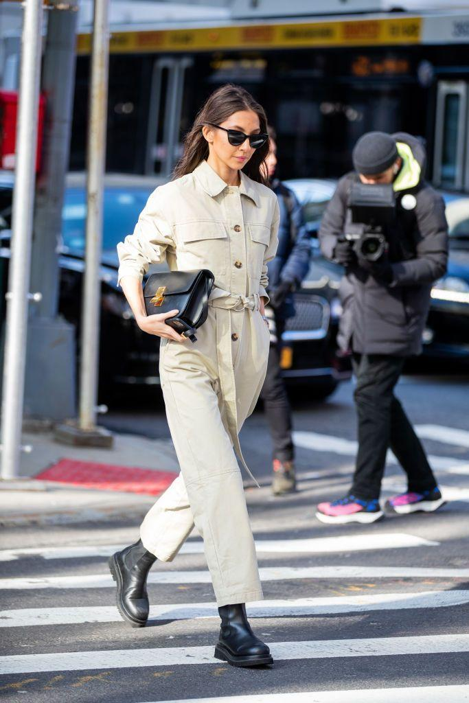 <p>Jumpsuits are the perfect lazy-day hack—effortlessly chic.</p>