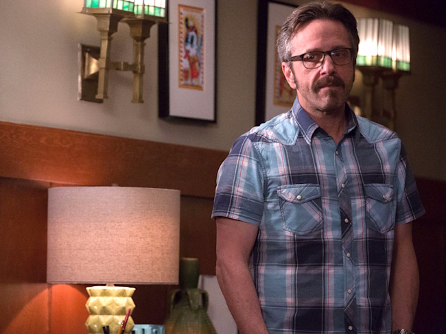marc maron canceled ifc