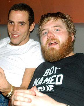 "Steve-O: All I Did With Jackass Boys Was ""Get Loaded"""