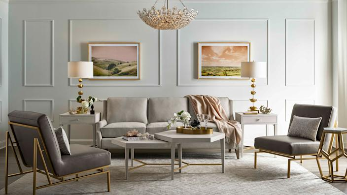 Universal Furniture's To The Trade program offers exclusive access to inspired collections like the new Love.Joy.Bliss line from Miranda Kerr Home.