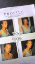 <p>The model shared several throwback photos of herself taken in 2003 on Instagram on May 20.</p><p>'Just came across these - the first polaroids ever taken of me back in 2003 in London at my first agency,' she captioned the photos which were taken just after she signed to Model Management Ltd. </p><p>In the snaps, the 33-year-old wears a blue vest top, dangly earrings and her hair in a messy, 00s-inspired bun. </p>