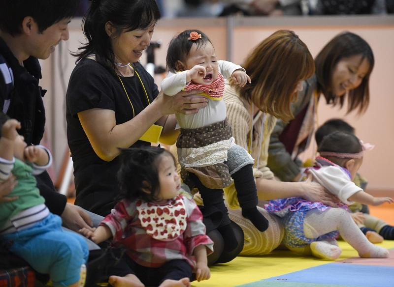 Government supervision of childcare centres in the country is tenuous, a group told parents. — AFP file pic