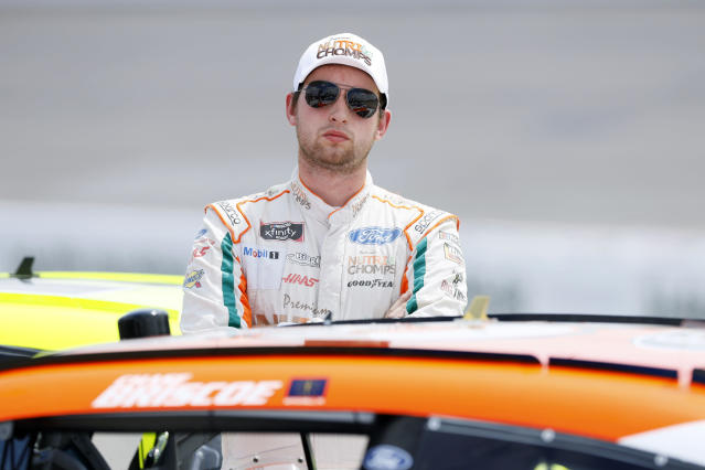 Chase Briscoe is averaging better than an eighth-place finish in 2019. (AP Photo/Charlie Neibergall)