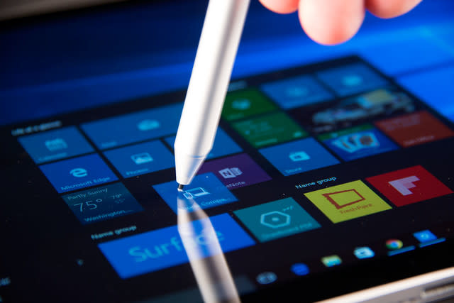 Microsoft Surface sales slip – will we see a new model on May 2?