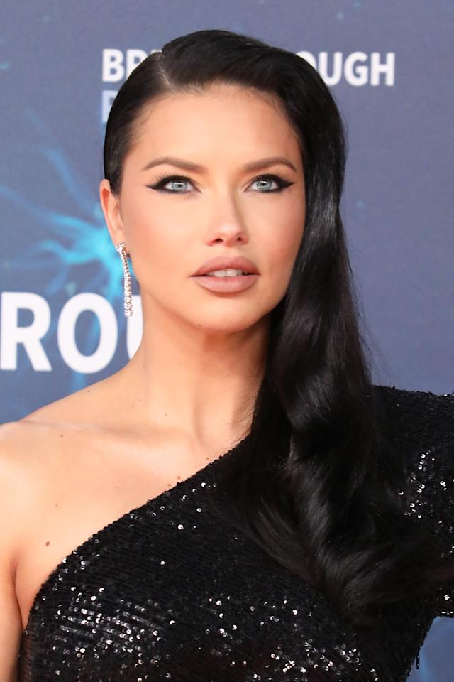 Adriana Lima . (Photo by Taylor Hill/Getty Images)
