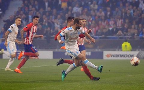 marseille vs atletico - Credit: REUTERS