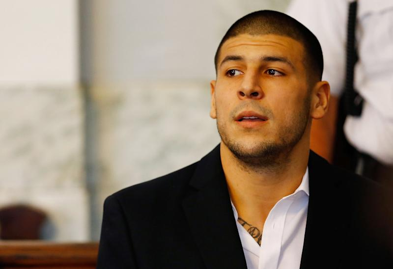 Aaron Hernandez's Lawyer Blames His Death on CTE, Maintains New England Patriot Wasn't Guilty of Murder