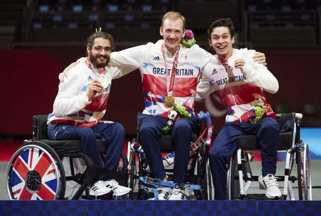 Tokyo 2020 Paralympic Games – Day Three