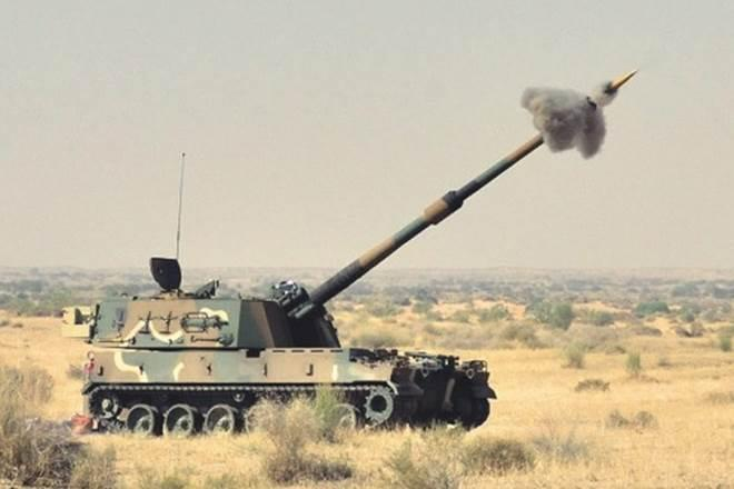 Indian Army, Excalibur artillery ammunition, 155MM Excalibur artillery ammunition, US, Ministry of Defence, M-777 ultra-light Howitzers, US army