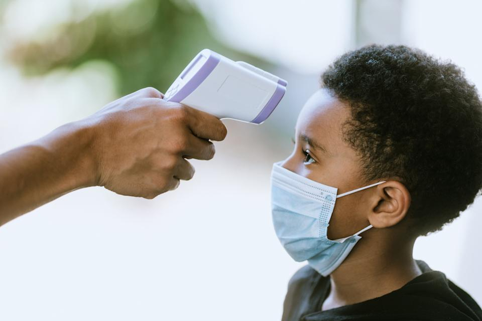 Roughly one year into the pandemic, less than half of K-12 children in the U.S. are in school, in-person full-time. (Photo: RyanJLane via Getty Images)