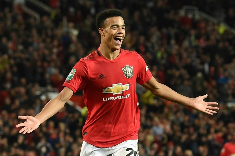 Manchester United forward Mason Greenwood, 18, has scored in two of his three starts this season