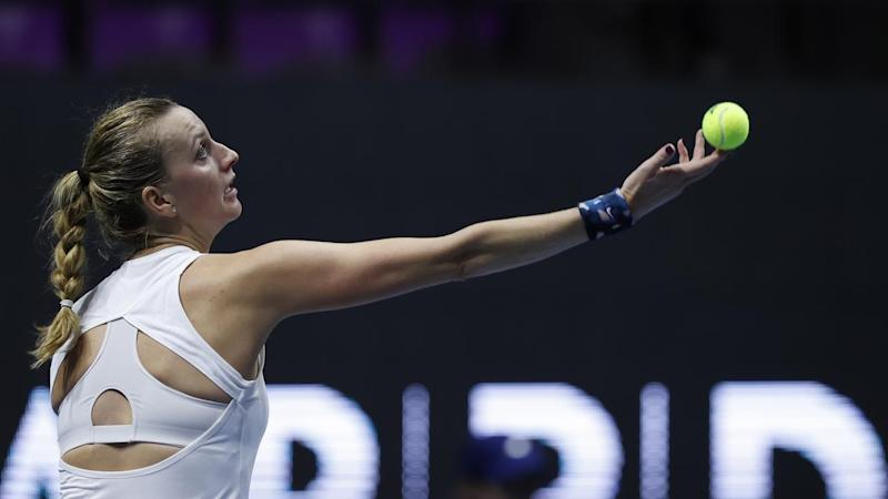 Third seed Petra Kvitova has been forced to withdraw from the St.Petersburg Open