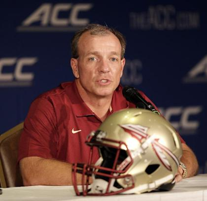 Fisher and the Seminoles face Louisville on Thursday night. (AP)