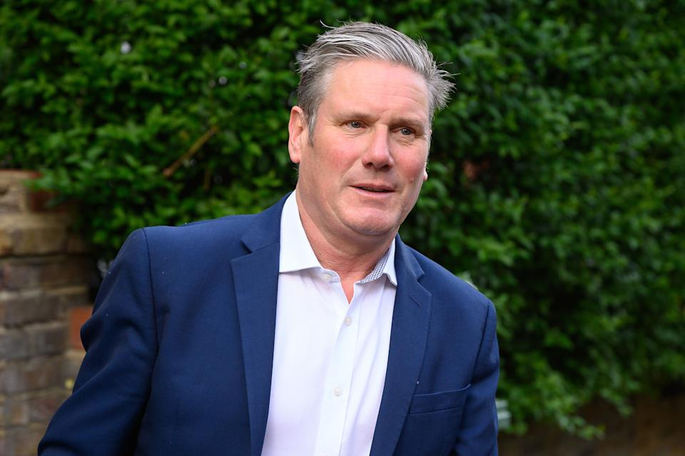 <strong>Labour Party leader Keir Starmer</strong> (Photo: Leon Neal via Getty Images)