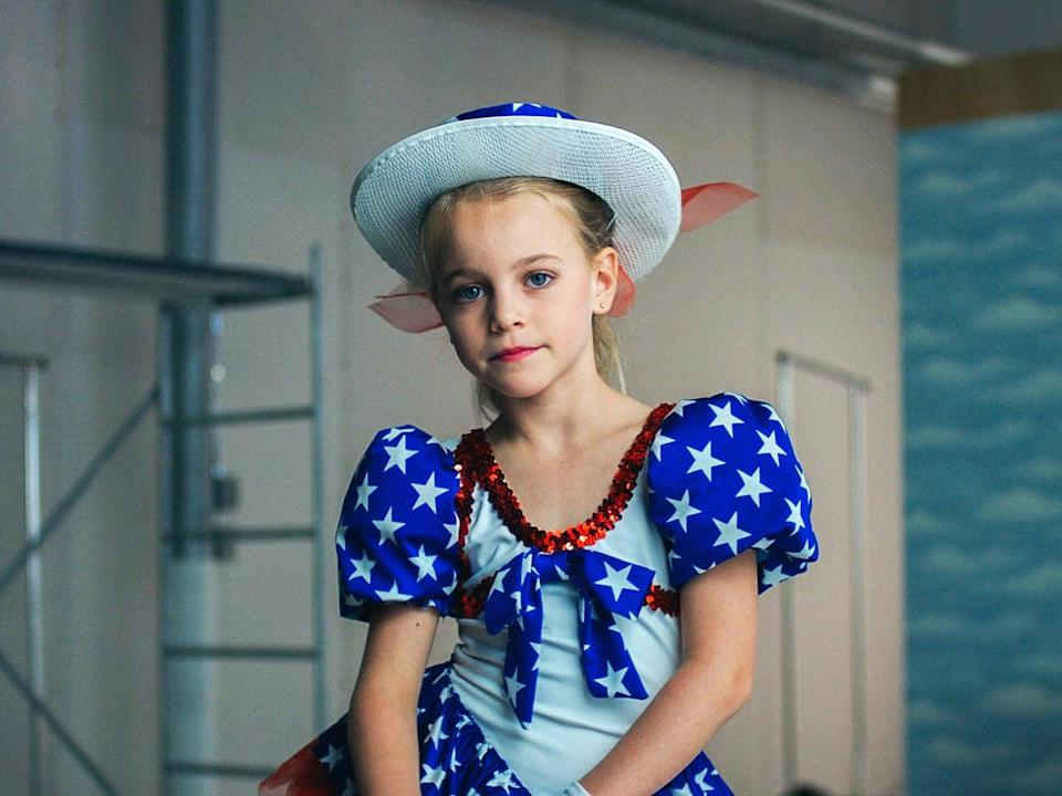 """<p>Taking place two decades after the murder of child beauty queen JonBenet Ramsey, this documentary records the casting process for a fictional JonBenet film. Interviews with the would-be actors - during which they offer their own insight and speculation - reveals the extent of the obsession surrounding the mysterious case. </p> <p>Watch <a href=""""http://www.netflix.com/title/80142316"""" class=""""link rapid-noclick-resp"""" rel=""""nofollow noopener"""" target=""""_blank"""" data-ylk=""""slk:Casting JonBenet""""><strong>Casting JonBenet</strong></a> on Netflix now.</p>"""
