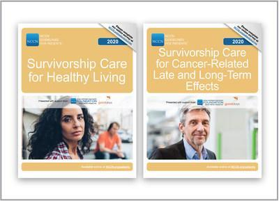 New NCCN Guidelines for Patients: Survivorship series free at NCCN.org/patients