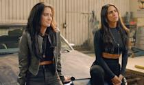 """<p><em>Rosario Tijeras </em>opens with its eponymous main character being shot—then rewinds five years to show how she got there. What ensues is a story of love, violence, and a girl who gets a nickname because of her way with wielding scissors (seriously). Bárbara de Regil plays the show's titular character, Rosario, in this telenovela <a href=""""https://www.amazon.com/Rosario-Tijeras-Spanish-Jorge-Franco/dp/1583226125?tag=syn-yahoo-20&ascsubtag=%5Bartid%7C10072.g.36039958%5Bsrc%7Cyahoo-us"""" rel=""""nofollow noopener"""" target=""""_blank"""" data-ylk=""""slk:based on a Colombian novel"""" class=""""link rapid-noclick-resp"""">based on a Colombian novel</a>. </p><p><a class=""""link rapid-noclick-resp"""" href=""""https://www.netflix.com/watch/80170780"""" rel=""""nofollow noopener"""" target=""""_blank"""" data-ylk=""""slk:Watch Now"""">Watch Now</a></p>"""