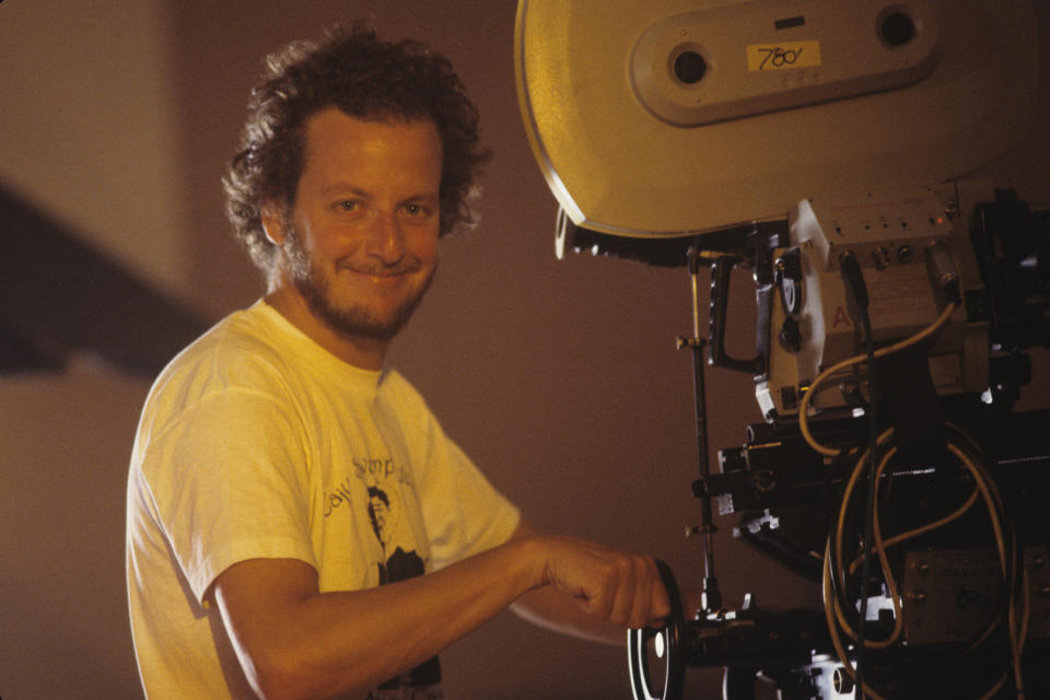 Daniel Stern voiced adult Kevin Arnold and narrated <em>The Wonder Years</em>. (Photo: Getty Images)