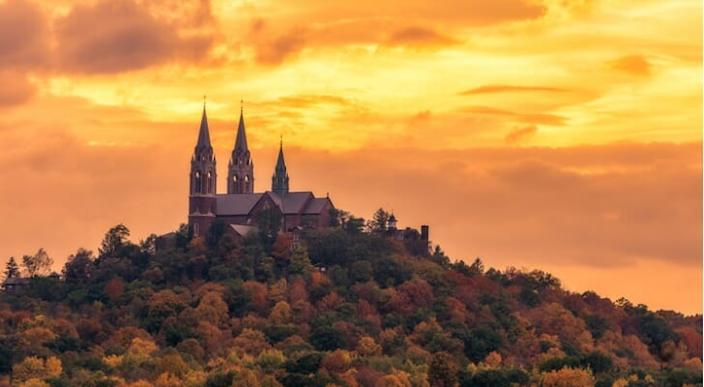 Holy Hill Basilica and National Shrine of Mary Help of Christians