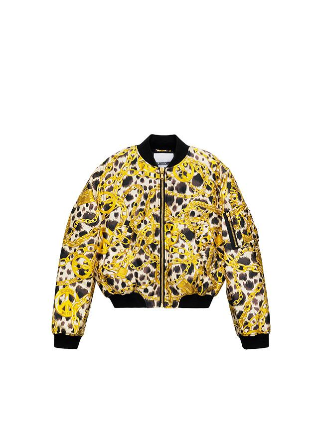 <p>MOSCHINO [tv] H&M: bomber estampada, 149 euros.</p>