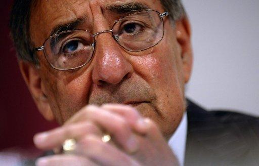 US Secretary of Defense Leon Panetta, seen here during the International Institute for Strategic Studies (IISS) 11th Asia Security Summit in Singapore, on June 2. Panetta will travel on Sunday to Vietnam's Cam Ranh Bay, a major base for American forces in the Vietnam War, underscoring improved ties between the former enemies