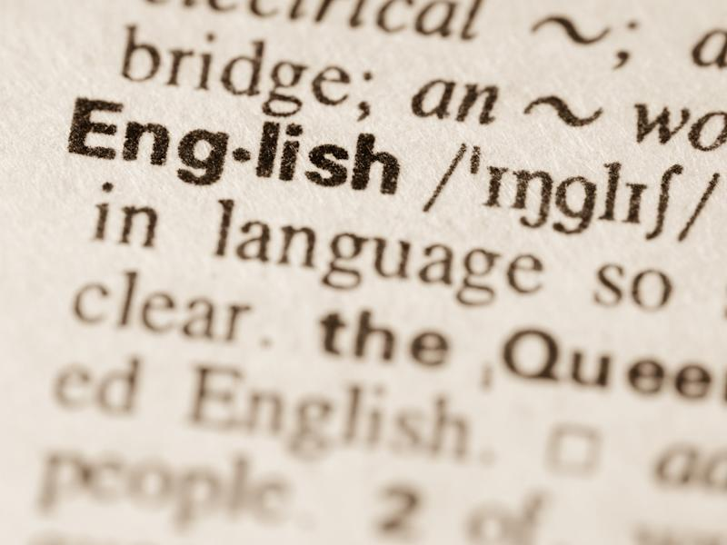 Grammar is a hotly contested part of the English language: iStock