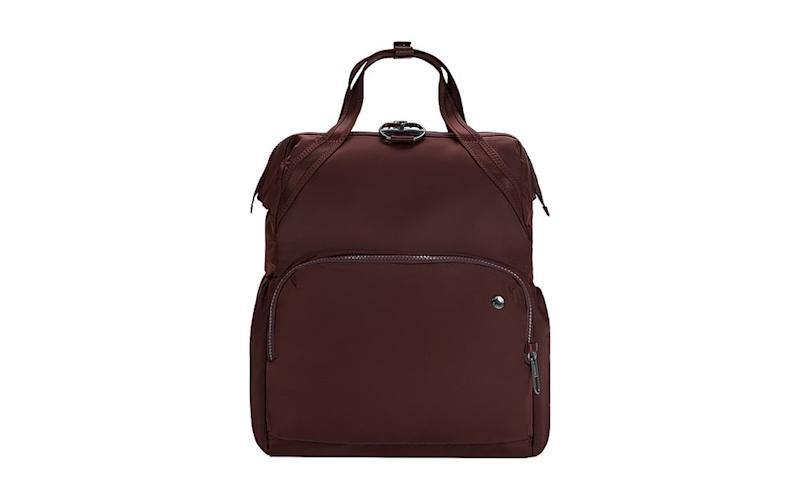 e9f7636d675 The Most Stylish Travel Backpacks For Women