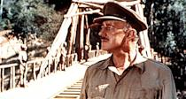"""<a href=""""http://movies.yahoo.com/movie/the-bridge-on-the-river-kwai/"""" data-ylk=""""slk:THE BRIDGE ON THE RIVER KWAI"""" class=""""link rapid-noclick-resp"""">THE BRIDGE ON THE RIVER KWAI</a> (1957) Directed by: <span>David Lean</span> <br>Starring: <span>William Holden</span>, <span>Alec Guinness</span> and <span>Jack Hawkins</span>"""