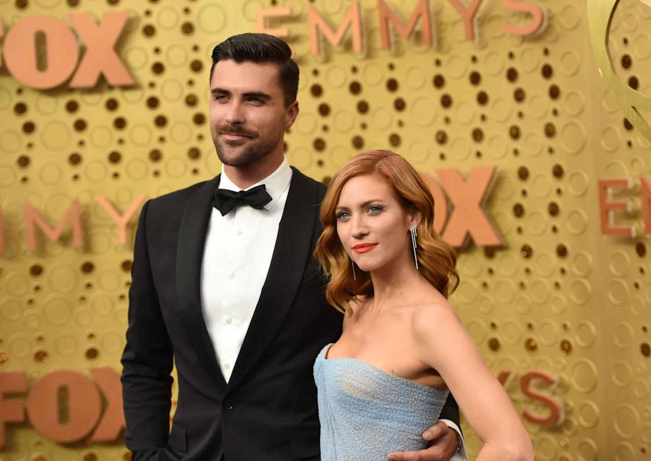 """<p><em>Pitch Perfect</em> star Brittany Snow and realtor Tyler Stanaland <a href=""""https://www.theknotnews.com/brittany-snow-marries-tyler-stanaland-43179"""">got married</a> in Malibu on Saturday, March 14, according to <em>The Knot</em>.</p> <p>Snow's dog, Billie, reportedly <a href=""""https://www.usmagazine.com/celebrity-news/news/brittany-snow-reveals-must-haves-for-wedding-with-tyler-stanaland/"""">walked down the aisle</a> during the ceremony, which may be the best thing I've heard all day. About 120 guests were in attendance. Back in February 2019, the actor shared the news of her engagement on <a href=""""https://www.instagram.com/p/BuFDqFrHhH_/?utm_source=ig_embed"""">Instagram</a>.</p> <p>""""A couple weeks ago, I said 'YES' about a million times to the man of my wildest & most beautiful dreams. After celebrating with friends and family, we wanted to let a few more friends (you guys) know…this happened,"""" she wrote in the caption of three photos (swipe to the last one to see her ring up close). """"I'm still pinching myself and thanking my lucky stars for the truest feeling I've ever felt. Thank you@tylerstanalandfor the happiest day of my life & for not proposing in this creepy empty restaurant.""""</p>"""