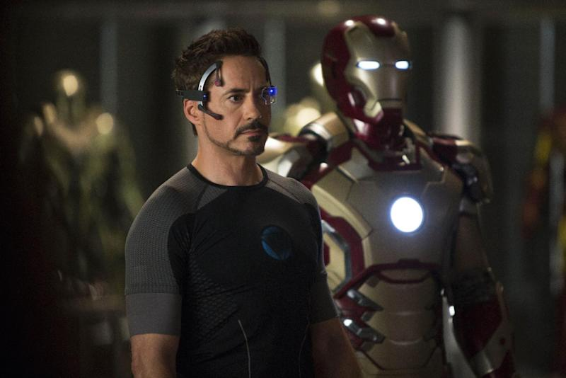 Superhero Robert Downey Jr Tops The Forbes List Of Highest Paid