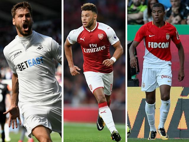 Llorente, Oxlade-Chamberlain and Mbappe – wanted but not on the market
