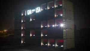 Audi Launches Giant LED Scoreboard in Brooklyn to Celebrate Soccer Victories