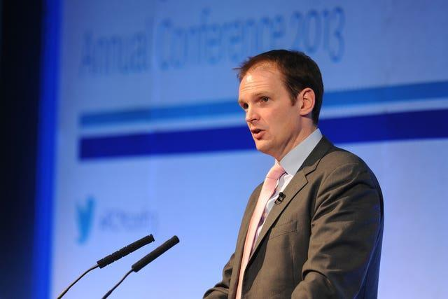 Dr Dan Poulter, a Tory MP and former health minister