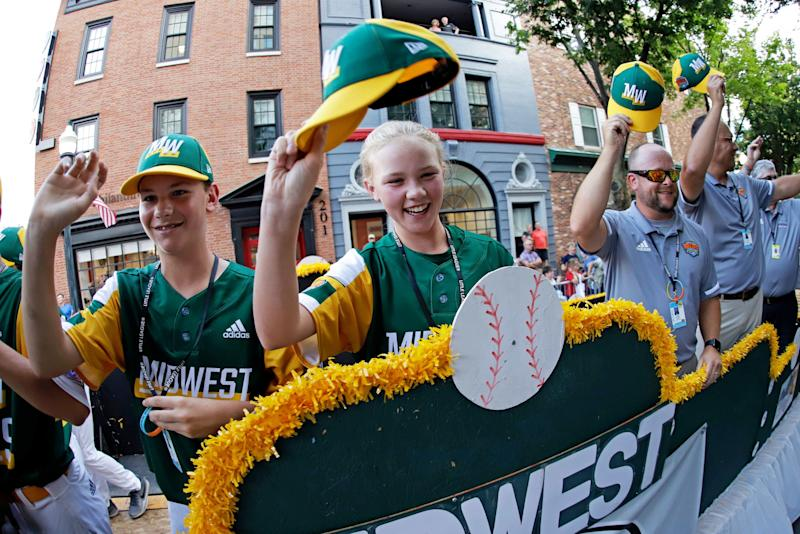 Minnesota Baseball Player, 12, Becomes First Girl in 5 Years to Be in Little League World Series
