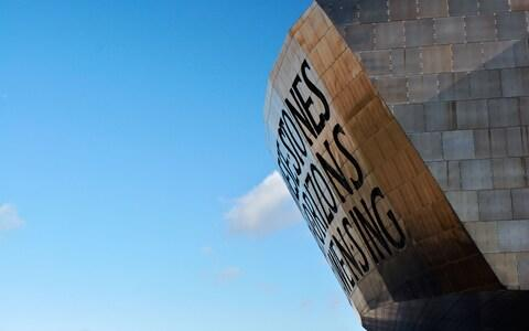Wales Millennium Centre - Credit: getty
