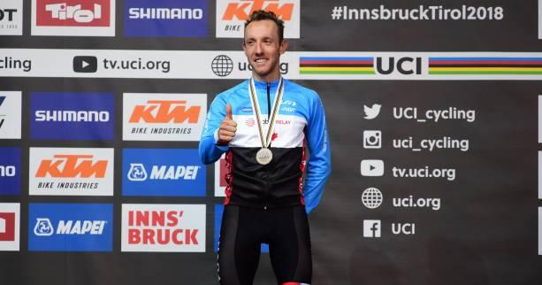 Cyclisme - Michael Woods rejoint Chris Froome chez Israël Start-Up Nation