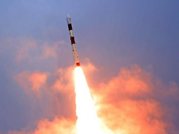 ISRO launches EOS01 from Sriharikota in Andhra Pradesh on Saturday. (Source: Twitter)