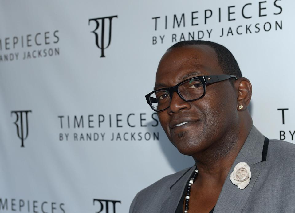 "<b>Randy Jackson:</b> ""praying for the victims of #Aurora"" (Photo by Michael Buckner/Getty Images for HSN)"