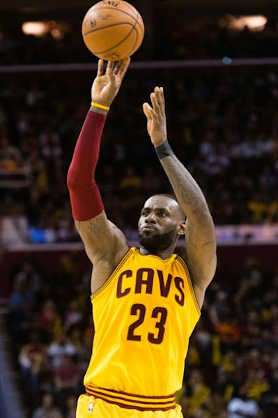 LeBron James admitted the reigning NBA champion Cleveland Cavaliers are 'in a bad spot' after losing their third consecutive game, in Chicago, on March 30, 2017
