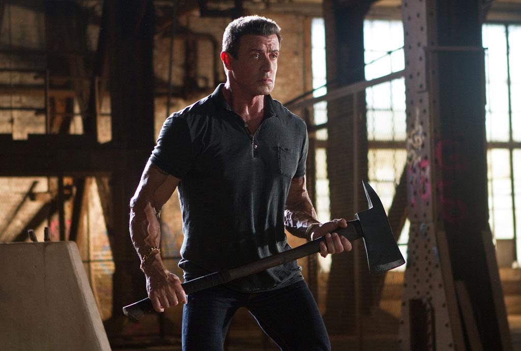 "Sylvester Stallone in Warner Bros. Pictures' ""Bullet to the Head"" - 2013"