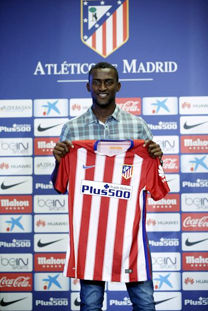 Atletico Madrid reloaded with the signing of Colombian star striker Jackson Martinez. (Reuters)