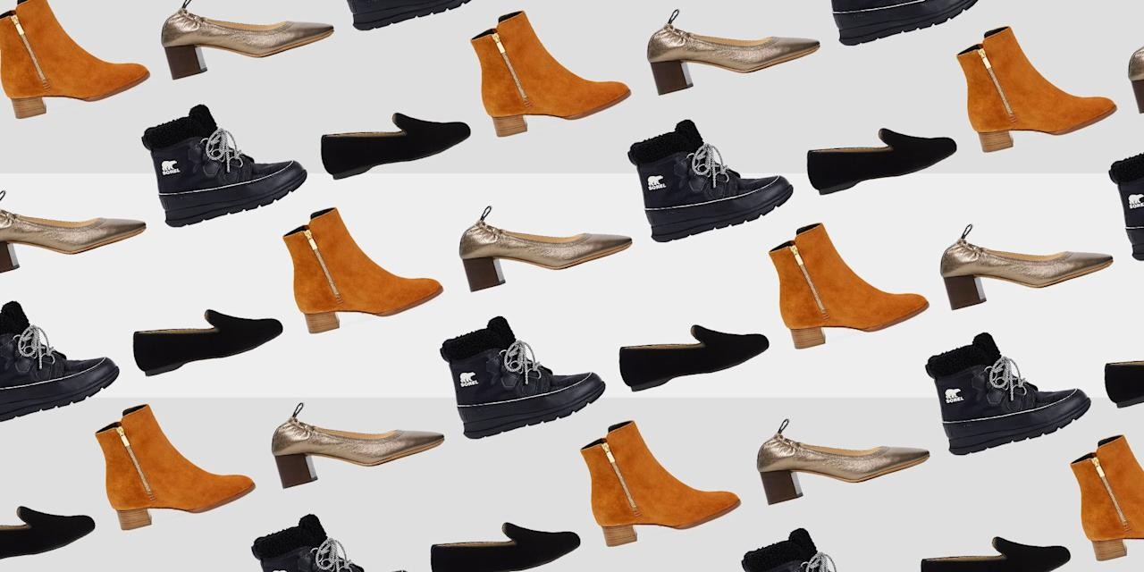 <p>One of the best ways to see a city is by exploring on foot. But that requires putting a bit of extra thought into the shoes you pack on vacation. Here, the best walking boots, flats, and sneakers for travelers.  </p>