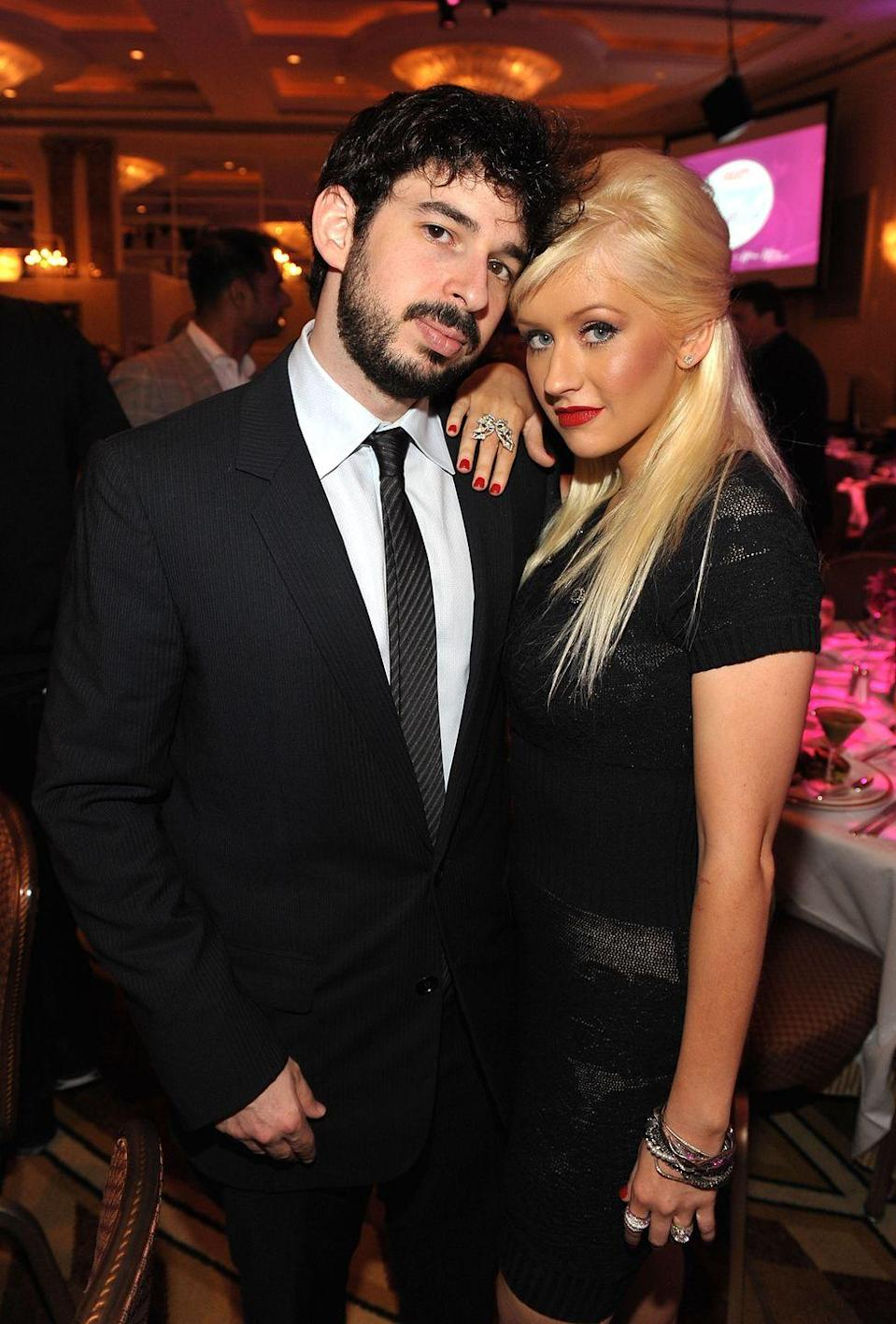"<p>Christina Aguilera and Jordan Bratman's Napa Valley nuptials had 150 guests in attendance, <a href=""https://www.cheatsheet.com/money-career/these-ridiculously-expensive-celebrity-weddings-all-ended-in-divorce.html/"" rel=""nofollow noopener"" target=""_blank"" data-ylk=""slk:an $80,000 wedding"" class=""link rapid-noclick-resp"">an $80,000 wedding </a>dress, and rung up around $2 million. Their marriage didn't last long, and the couple ended up parting ways in 2011 after six years together.</p>"