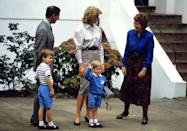 Prince Harry attended Mrs. Mynors' Nursery School in Notting Hill prior to enrolling at Wetherby School. <em>[Photo: PA]</em>