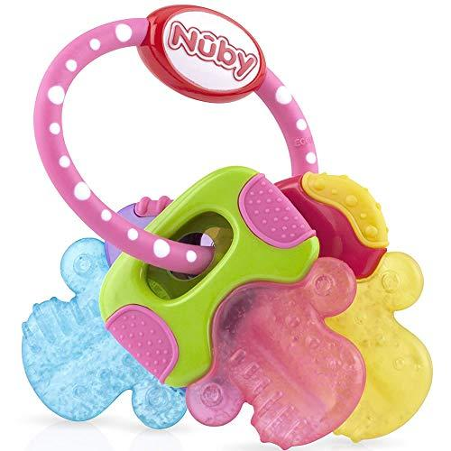 Nuby Ice Gel Teether Keys (2 Pack Pink) (Amazon / Amazon)